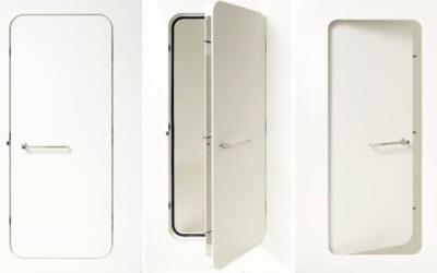 Hatches & doors for a 71-metre motoryacht